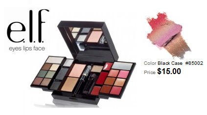Free E L F Studio 27 Piece Mini Makeup Collection Manufacturer