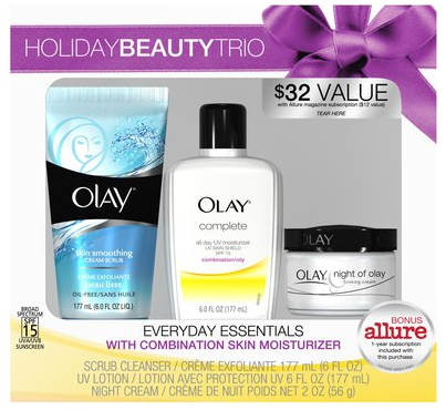 Target.com $4.84 Olay Gift Set Moneymaker!  sc 1 st  Look Before Spending & Target.com $4.84 Olay Gift Set Moneymaker! - Manufacturer Coupons