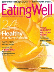 Eating Well magazine subscription image