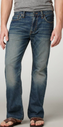 american eagle men's bootcut jeans $17.49