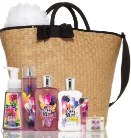 bath and body works v.i.p. tote bag
