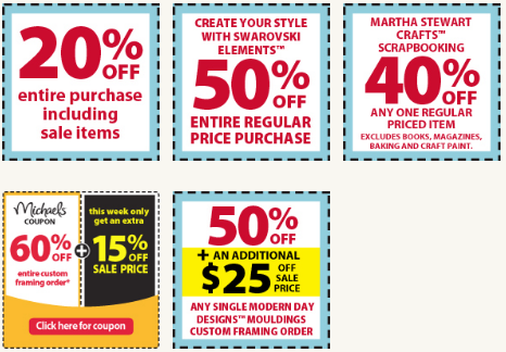 michaels coupons image