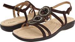 6pm clarks womens sandals image