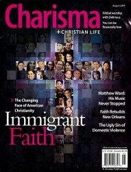 Charisma magazine subscription image