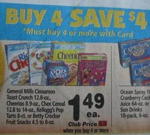 Safeway Store Deal