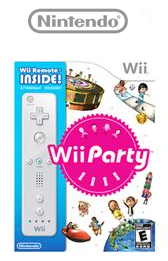 Wii Party and Remote