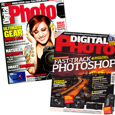 digital photo magazine subscription image