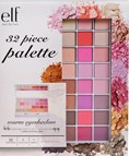 elf cosmetics 32 piece eye shadow palette image