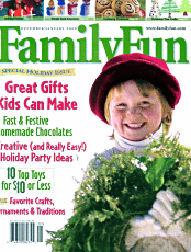 family fun magazine subscription image