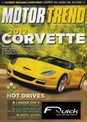 motor trend magazine subscription image