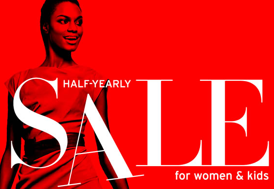 nordstrom half yearly sale banner image