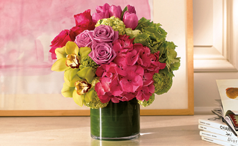plum district teleflora flowers mothers day image