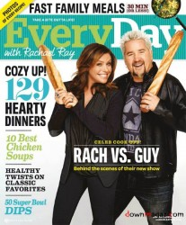 rachael ray every day magazine subscription image