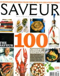 saveur magazine subscription image