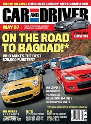 Car-and-Driver-mag subscription