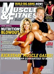 Muscle-Fitness mag subscription image