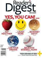 Readers-Digest magazine subscription
