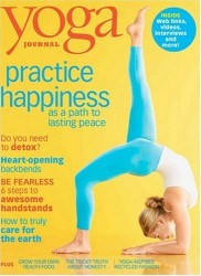 Yoga-Journal mag subscription image