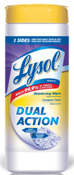 free after rebate lysol wipes