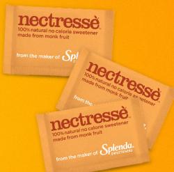 free sample nectresse image