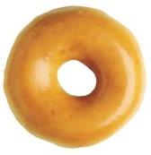 krispy kreme and dunkin free donuts image