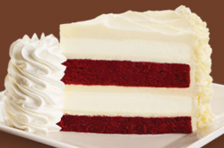 cheesecake factory half off cheesecake