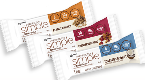 free zoneperfect bar sample