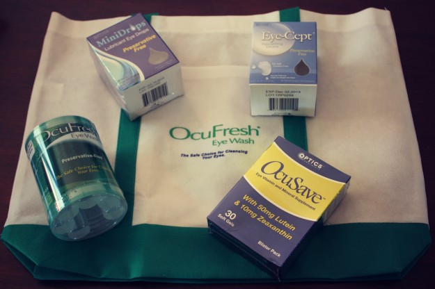 ocufresh eye wash