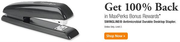 swingline stapler
