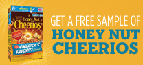 cheerios free sample