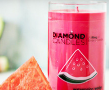 diamond candles groupon