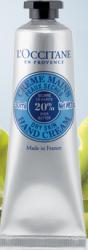 free l'occitane hand cream