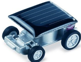 smallest solar powered toy car amazon