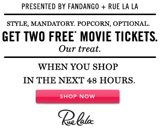 Rue La La is an e-boutique that caters to its fashion-conscious members who never fail to be in style. Membership is free, but invitation-only. So if you are lucky enough to have been invited, do not hesitate to take advantage of any Rue La La Coupon.5/5.
