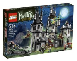lego monster fighters set