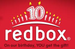 redbox free rental