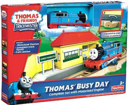 thomas and friends train set kohls