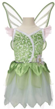tinker bell pixie dress
