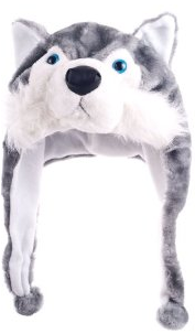 wolf hat on amazon
