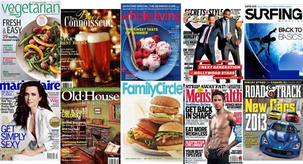 cyber monday magazines