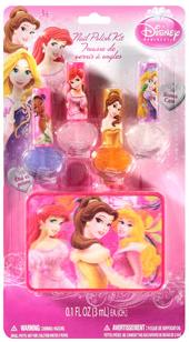 disney princess nail polish