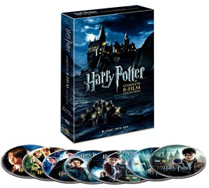 harry potter dvd deal