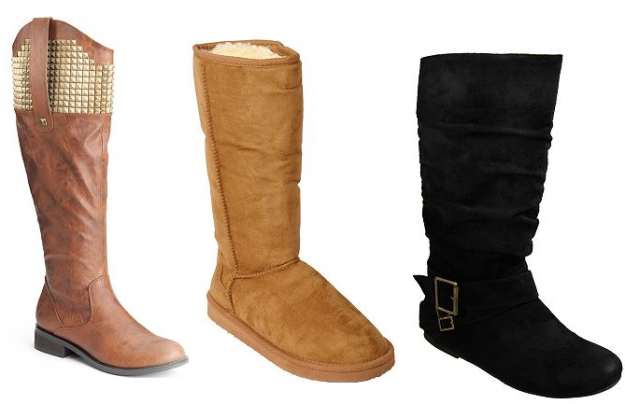 kohls juniors boots