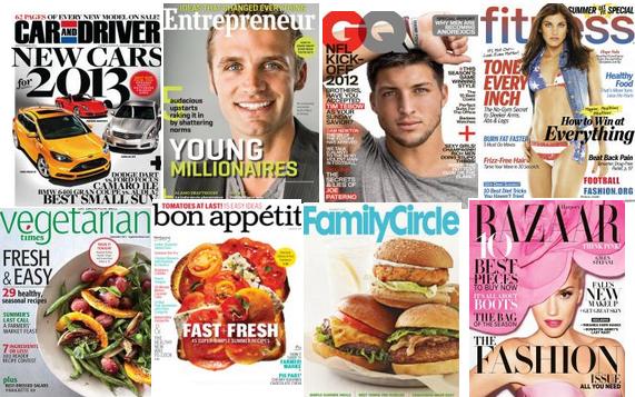 multi year magazine sale