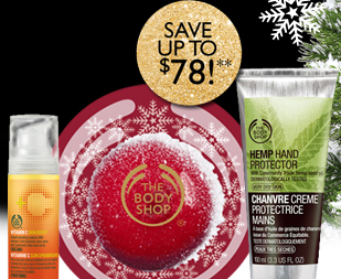 the body shop 3 for 30