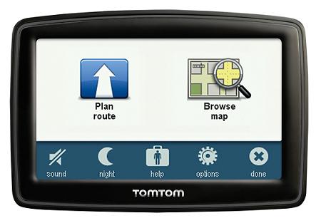 TomTom Start 55M GPS