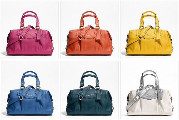 coach purse sale