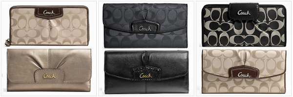 coach wallets on sale outlet h6yu  coach wallets on sale