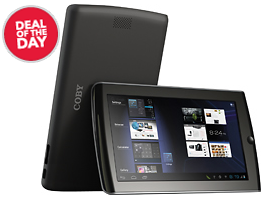 coby 7 inch tablet sale