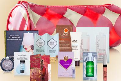 free beauty bag at ulta